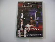 FREE - THE FREE STORY - DVD SIGILLATO PAL
