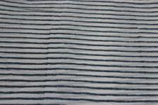 2.5 Yards Geometric Hand Block Printed Pure Cotton Fabric Garment Use Fabric SS0