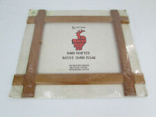 20 x 17 Hand Made Cedar Picture Frame New In Package Elk River Idaho Wood Art