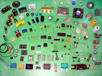 5 x EEPROM 24lc01b-i//sn 128x8 bit en serie 2,5v so8