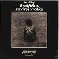 Karel Kryl - Bratricku, Zavirej Vratka (Vinyl LP - 1974 - EU - Reissue)