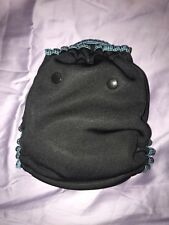 Binky D Hybrid Windpro Fitted One Size NDN Cloth Diaper