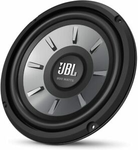 "JBL Stage 810 800W Max Power 8"" Stage Series Single 4 ohm Car Subwoofer"