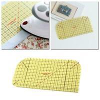 Hot Ironing Ruler Patchwork Tailor Craft Diy Sewing Best Measuring Tool K9F0