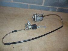 01 2001 Cannondale MX400 MX 400 front brake master cylinder caliper pads hose