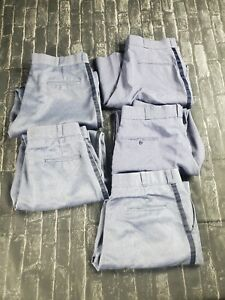 USPS Uniform Pants Men's Size 38 R 5 Pairs of Pants For One Price!!!