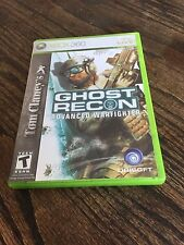 Tom Clancy a Ghost Recon Xbox 360 Cib Game XG3