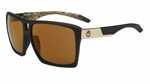 Dragon The Verse Matte Black Lynxx w/ Brown LumaLens Sunglasses