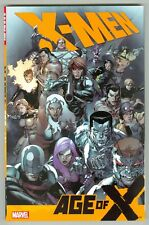 X-Men Age of X TPB New Free Ship!