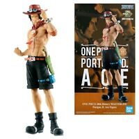 One Piece Masterlise 20th Anniversary Portgas D. Ace Originale Banpresto