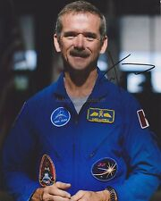 Chris Hadfield SIGNED 8x10 Photo, Autograph Astronaut 1st Canadian walk in Space