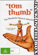 Tom Thumb  DVD NEW, FREE POSTAGE WITHIN AUSTRALIA REGION ALL