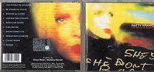 PATTY PRAVO CD UNA DONNA DA SOGNARE Vasco Rossi HOLLAND prima edizione anno 2000