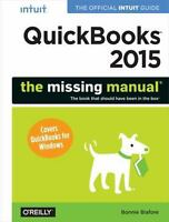 QuickBooks 2015: The Missing Manual: The Official Intuit Guide to QuickBooks 201