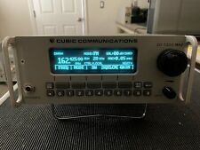 Cubic CDR-3580 VHF/UHF DSP Receiver 20 Mhz to 1200 Mhz