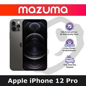 Apple iPhone 12 Pro - 128GB - 256GB - 512GB - Graphite/Silver/Gold/Blue