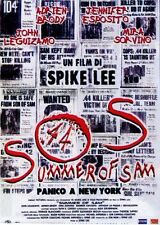 SUMMER OF SAM - DVD SIGILLATO PAL - SPIKE LEE - MIRA SORVINO - BEN GAZZARA