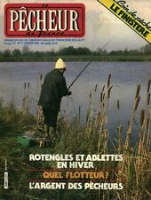Revue le pêcheur de France No 11 Janvier 1984