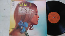 CARAVELLI Pluie D´Etoiles ORIGINAL LP 1970*BEAUTY COVER