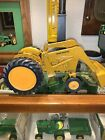 RARE VINTAGE John Deere Argentina loader Model Tractor  1970s 1:16, heavy duty