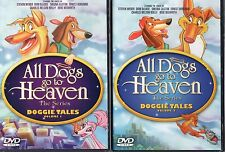 All Dogs Go To Heaven, The Series: Doggie Adventures (2-DVD Set)