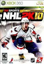 Xbox 360 : NHL 2K10 VideoGames