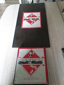 OLD Monopoly Board Game Complete Waddington Ltd