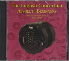 The English Concertina Absolute Beginners CD