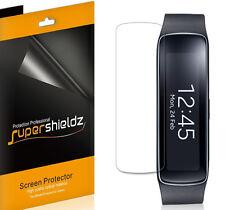 6X Supershieldz Anti-Fingerprints Screen Protector For Samsung Galaxy Gear Fit