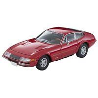 TOMYTEC Tomica Limited Vintage 1/64 TLV Ferrari 365 GTB4 Red w/ Tracking NEW