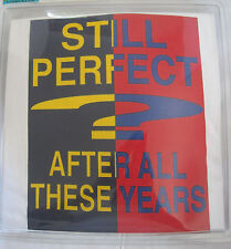 STILL PERFECT AFTER ALL THESE YEARS XL 100% COTTON T-SHIRT - NEW IN PACKAGE