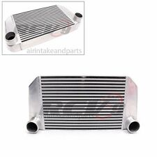 "REV9 UNIVERSAL V-MOUNT TURBO INTERCOOLER FMIC 25X12X3.5/ 550HP / 2.75"" IN/OUT"