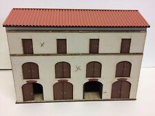 28mm ROMAN  3 storey warehouse prepainted kit