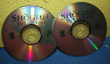 EA Games Shogun Total War PC Game CD-ROMs