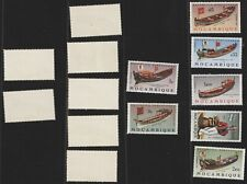 Mozambique Ship - MH Stamps H905