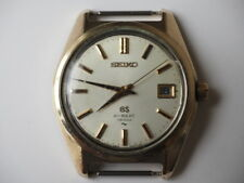 Vintage GRAND SEIKO Manual Wind watch [GS Hi-Beat] 4522-8000 36000 GOLD !!
