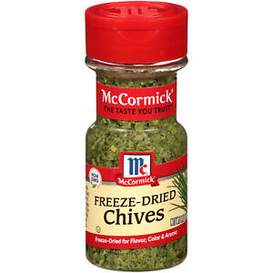 McCormick Freeze-Dried Chives, 0.16 oz (Pack of 3)