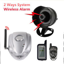 Car 2-way System Anti-theft Device Security Wireless Remote Anti-theft Alarm
