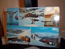 Vintage Postcard Scotland Skiing Cairngorm Glencoe Cairnwell Glenshee