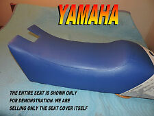 YAMAHA SS440 1980-81 New seat cover SS 440 Blue 779A