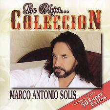 Marco Antonio Solis La Mejor Coleccion 2 CD free shipping