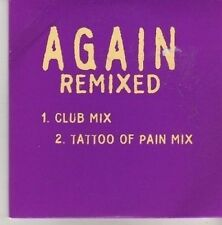 (CV210) Alice In Chains, Again - Remixed - 1996 DJ CD