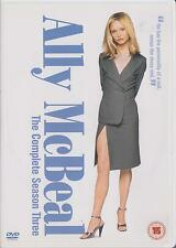 ALLY McBEAL - Complete 3rd Series. Calista Flockhart (6xDVD BOX SET 2005)