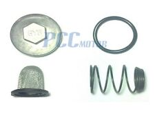 Scooter GY6 Oil Drain Plug Spring Filter Set For 50cc 125cc 150cc Moped V FF08