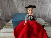 Vintage Madame Alexander Doll Gibson Girl 1124 Box w/ Tag Portrettes Fashion