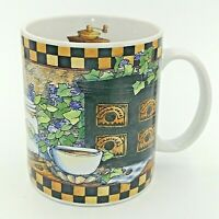 Vintage 2000 Lang & Wise Coffee Mug Coffee & Tea Theme by Shelly Reeves Smith