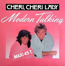 "Modern Talking 12"" Cheri, Cheri Lady - France (EX/EX+)"