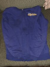 Disney Parks California Adventure Blue Hoodie Unisex M