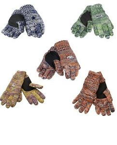 NFL Football Team Logo Peak Winter Gloves - Pick Your Team!