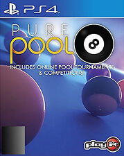 Sony PlayStation 4 Pool Video Games